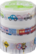 Masking tape Corte Kids Vehicles Volume 3 input CK003