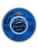 Pacific Arc Drafting Tape 1.9cm . x 60 yd. roll [PACK OF 6 ]