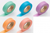 Masking tape 15 MM wide x 15 M, volume MT05P003 Mt bright colour A
