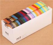 slim mt Washi Masking Tape deco tape set 20pcs