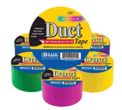 Bright Colour Duct Tape 36 Rolls Pack 6 Colours