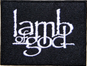 Lamp of god patches 7.3x5.5 cm Iron on Patch / Embroidered Patch This Appliques Are Great for T-shirt, Hat, Jean ,Jacket, Backpacks.