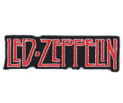 Led-Zeppelin patches 11x3.2 cmIron on Patch / Embroidered Patch This Appliques Are Great for T-shirt, Hat, Jean ,Jacket, Backpacks.