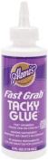 "Aleene's Fast Grab ""Tacky"" Glue-120mls"
