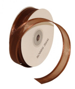 Premier Packaging Satin Edge Ribbon with Wire, 2.2cm by 25-Yard
