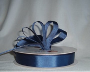 Grosgrain Ribbon 2.2cm - 50 Yards (150 FT) - Navy Blue - Sewing - Craft - Wedding Favours