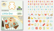 Making Memories Slice Fabrique Design Card, Little One