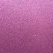 Best Creation 30cm by 30cm Glitter Cardstock, Rose