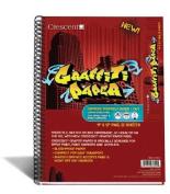 Crescent Graffiti Paper 9X12 Pad