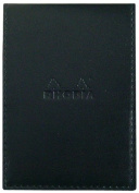 Rhodia Pad Holder And Pad 4.5X6.25 Black