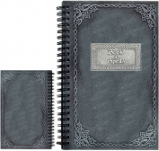 "Celtic ""Book of Spells"" Journal / Notebook / Sketchbook"