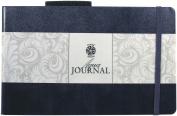 Pentalic 100-Percent Cotton Watercolour Journal 13cm by 20cm