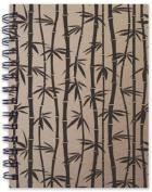 Hemp Heritage® Letterpress Journal- Bamboo