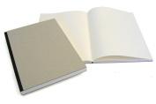 Kunst & Papier Binder Sketchbooks 21cm . x 15cm . black spine 144 pages, unlined