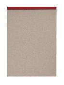 Kunst & Papier Binder Sketchbooks 21cm . x 15cm . red spine 144 pages, unlined