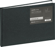 Stylefile Marker Sketchbook / Graffiti Blackbook Din A5 Horizontal