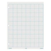 All-Weather Cross Section 0.6cm Grid Sheets 22cm x 28cm - 1104