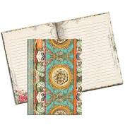 Michel Design Works Secret Garden Hardcover Journal - JL223