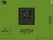 Canson XL Recycled Sketch Pad- 46cm x 60cm