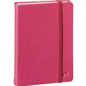 Quo Vadis Habana Blank Journal 4X6 Raspberry