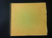 Khadi Paper Wiro Sketch Book W5WS 15cm x 20cm 210 gsm