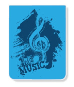 Just Be PK-14060-MUS Just Be the Music Lined Pocket Pad/Notebook