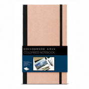 Cottonwood Coldpress Notebook 6.75X12