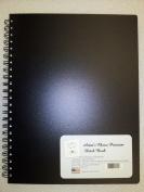 Artist's Choice Premium Hardcover Sketchbook; 23cm x 30cm