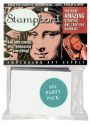 Stampbord ATC Stamping and Crafting Surfaces Party Pack