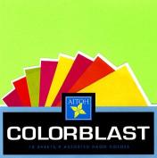 Origami Paper- Colorblast Neon Colours