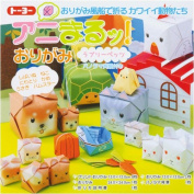 Lovely Pet Origami Paper Kit