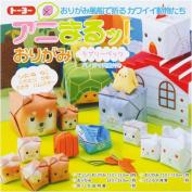 Lovely Pet Origami Paper Kit