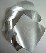 Origami Paper- Silver Metallic Assortment