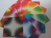 Harmony Origami Paper - 200 Sheets - Mini Size