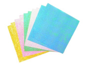 Origami Paper Sheets - 20ct Craft Squares - 18cm Texture Solids