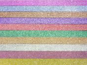 Origami Paper Strips - Luck Stars 200ct - Glitter Shine