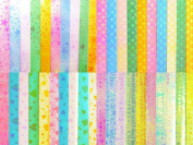 Origami Paper Strips - Luck Stars 200ct - Lovely Prints