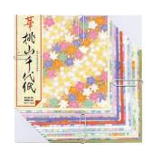 Chiyogami High Quality Kanko Kogyo Momoyama Chiyogami Large 087