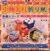 Origami Boxes Kit - 5 Styles