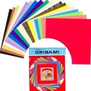 Origami Paper Pack - LARGE - Mixed Colours and Sizes