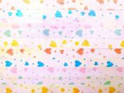 Origami Paper Strips - Luck Stars 200ct - Confetti Hearts