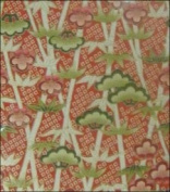 Pine, Bamboo & Plum 15 Sheets 15cm x 15cm Pc261