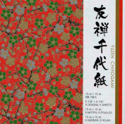 Origami Paper - Yuzen Chiyogami