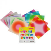 12cm Blossom Coloured Origami Paper (M) 600 Sheets