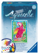 Ravensburger Aquarelle Parrot Arts and Crafts Kit