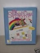 My Special Days Calendar