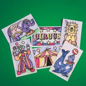 Paint-a-Dot Circus Craft Kit