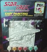 Star Trek Easy Painting