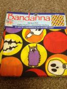Assorted Halloween Bandanna