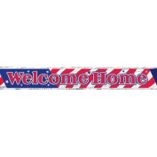 Unique Industries, Inc.-Banners/Patriotic Welcome Home